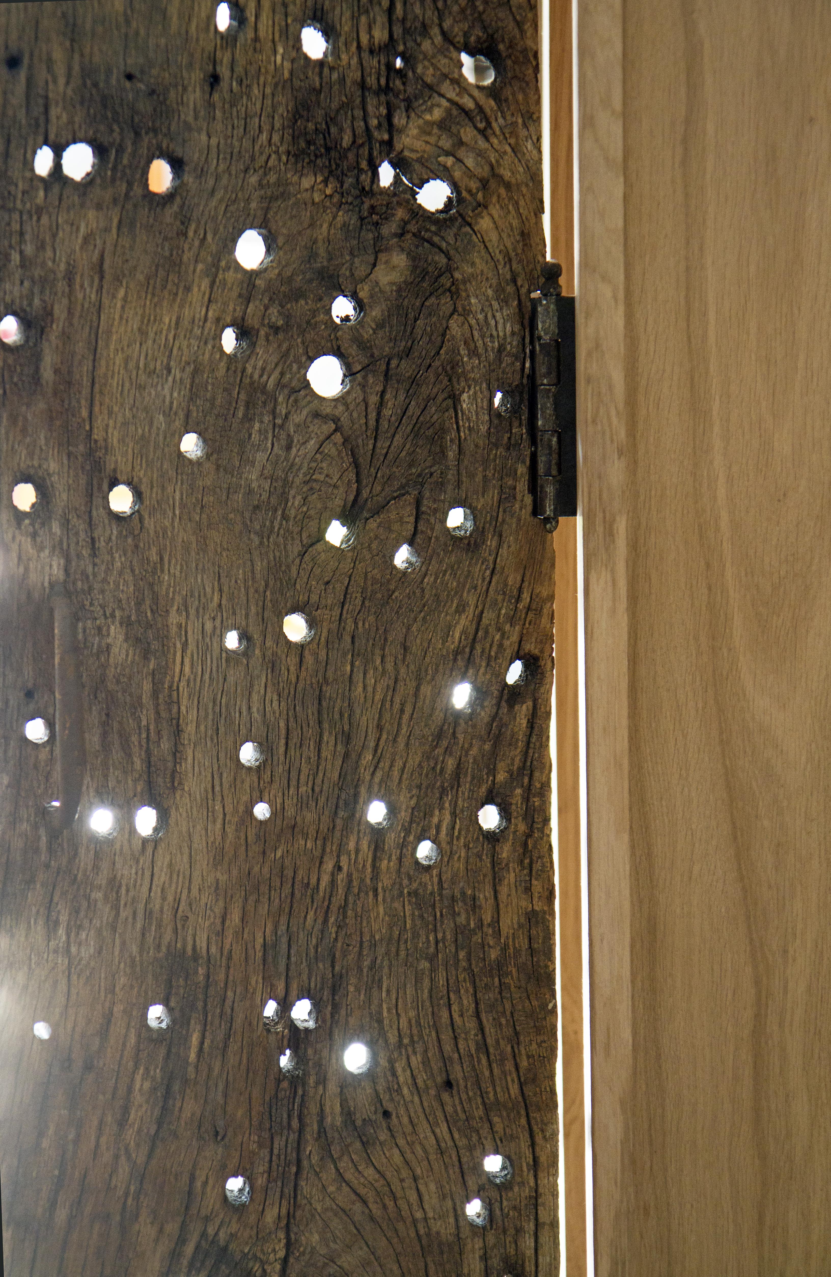 Dakbeschot(en) detail