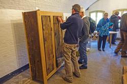 vormgevers in hout