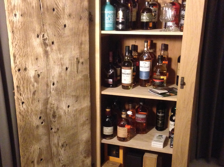 whisky verzameling