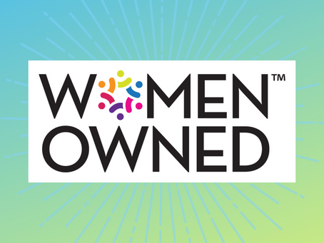 What being a women-owned business means to us