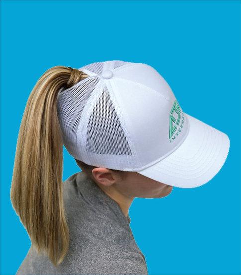 5970L Ponytail Cap