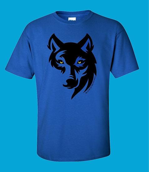 Golden Eye Wolf