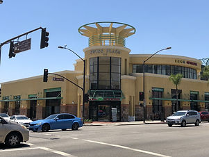 220W Valley Blvd San Gabriel Retail Space for Lease; Across from Hilton Hotel