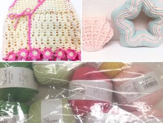 おすすめのベビー編み物