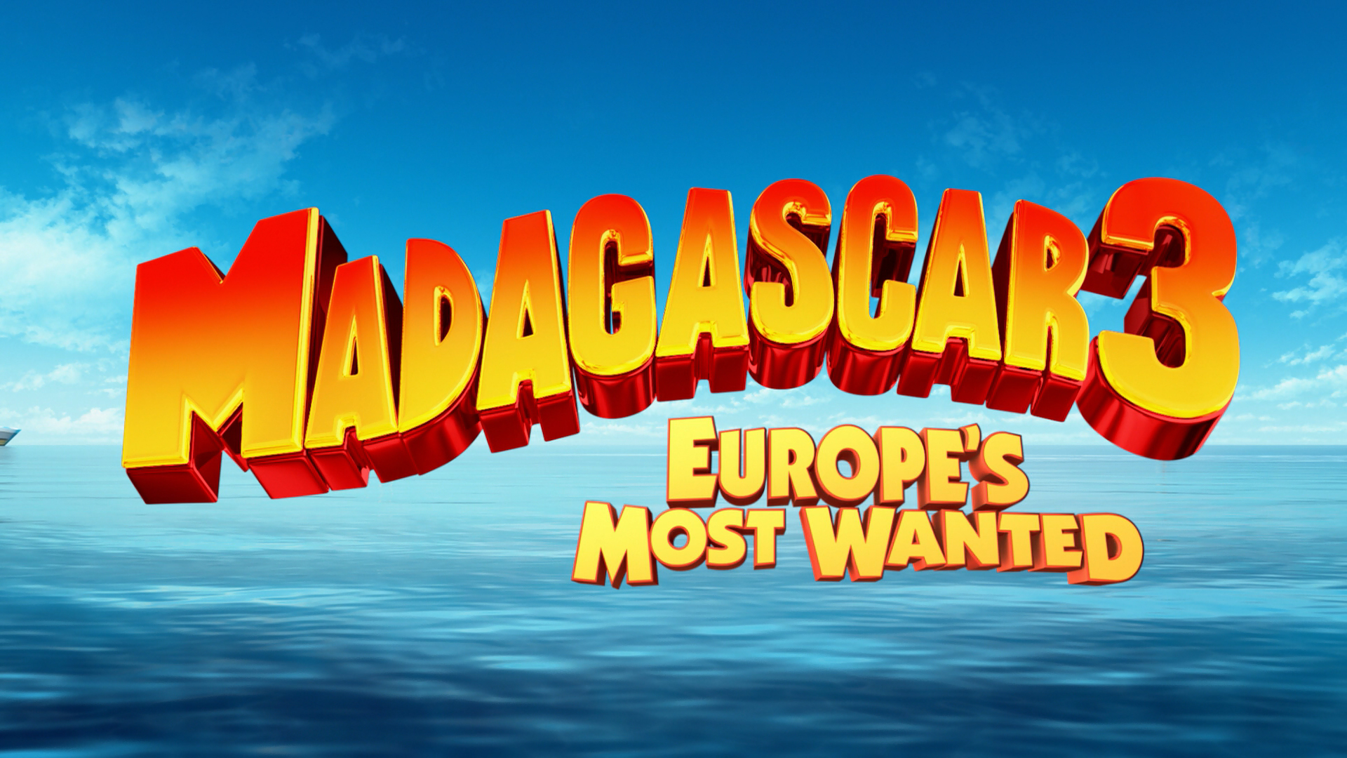 Madagascar3 Europes Most Wanted
