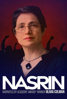 Narrated by Academy Award-winner Olivia Colman and secretly filmed in Iran by women and men who risked arrest, this film follows the work and life of renowned human rights lawyer, Nasrin Sotoudeh.