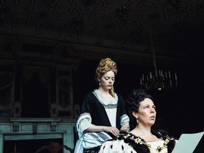 The Favourite: How to Write Women, Warts and All