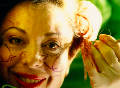 Blood and Glitter: ORLAN's Operating Theatre