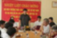 VBF - Ban Thường vụ Liên đoàn phiên họp