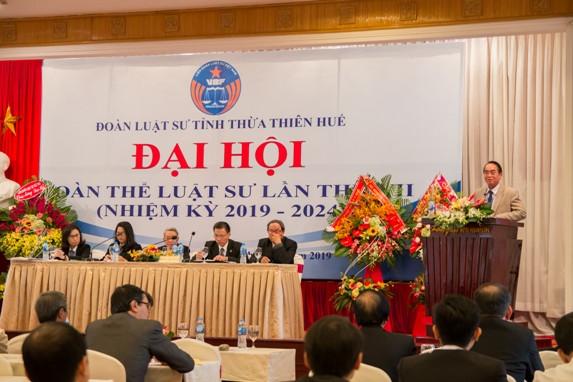 Ông Bùi Thanh Hà – Phó Bí Thư Thường trực Tỉnh Ủy Thừa Thiên Huế