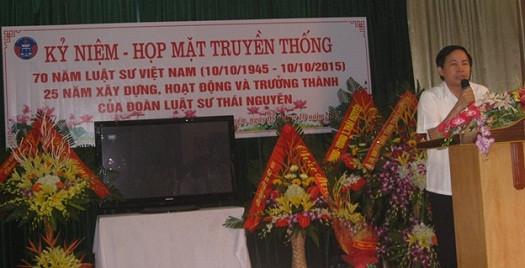 Ông Dương Ngọc Long - Chủ tịch UBND tỉnh Thái Nguyên