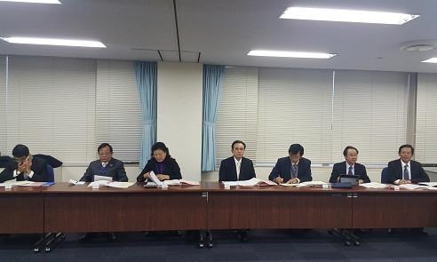 Đoàn công tác VBF tham dự một buổi tọa đàm tại Nhật Bản