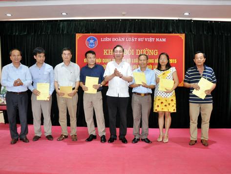 Quảng Ninh: Bồi dưỡng những nội dung mới của Bộ luật Tố tụng hình sự 2015