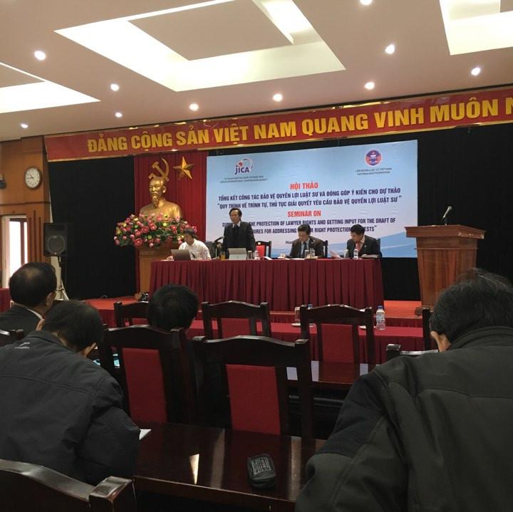 LS. Phan Trung Hoài - PCT LĐLSVN kết luận Hội thảo