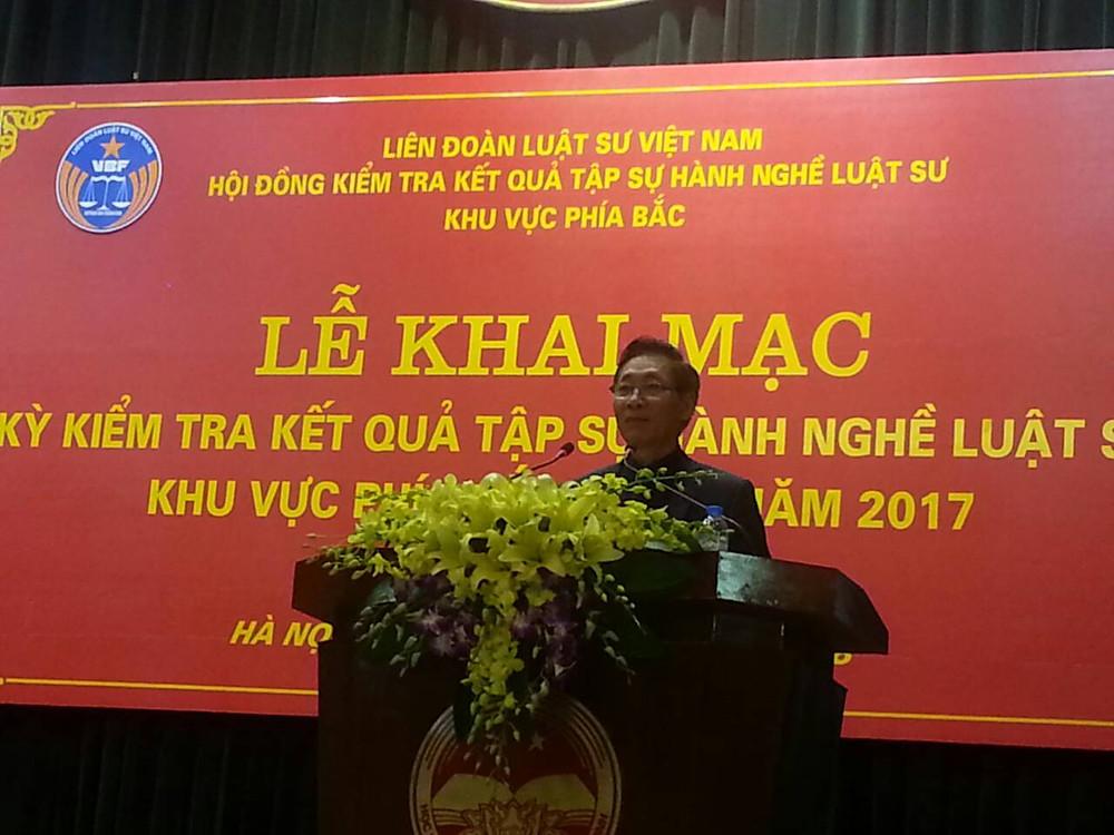 LS. Nguyễn Văn Chiến, Phó Chủ tịch LĐLSVN, Phó Chủ tịch Hội đồng kiểm tra