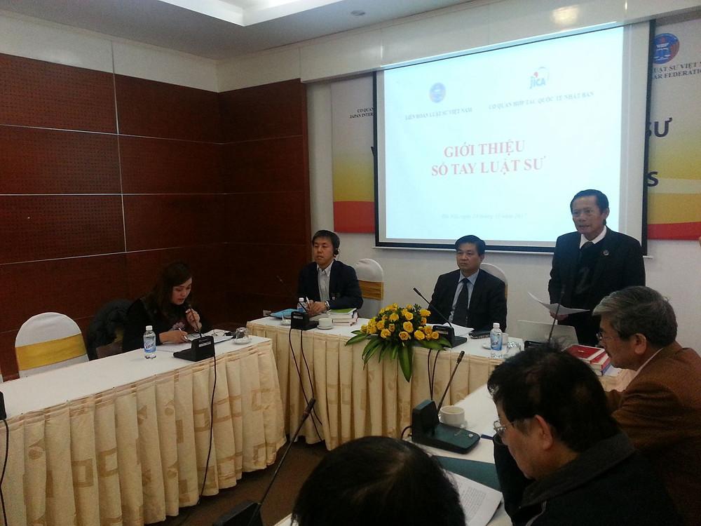 LS. Phan Trung Hoài, Phó Chủ tịch LĐLSVN, Trưởng Tiểu ban xây dựng STLS