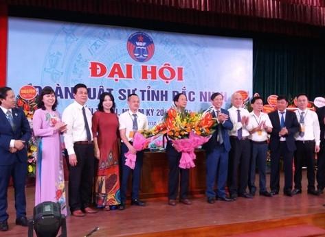 Đoàn luật sư tỉnh Bắc Ninh tổ chức đại hội lần thứ 6 (Nhiệm kỳ 2019-2024)