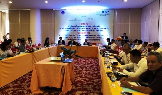 Toàn cảnh Hội thảo tại Nha Trang