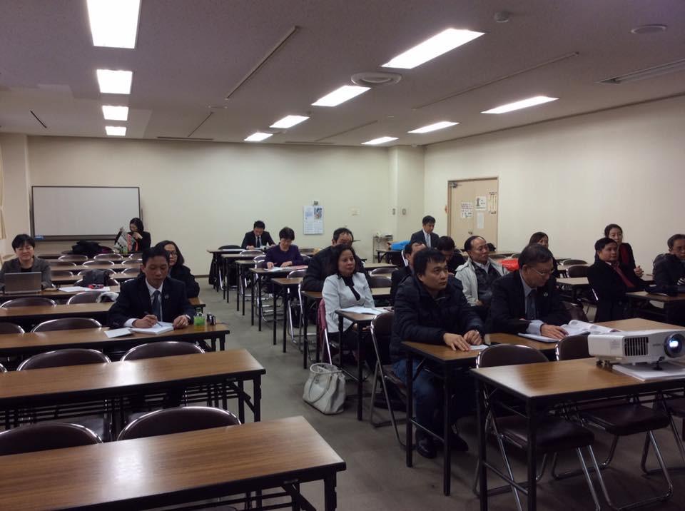 Đại biểu luật sư Việt Nam học hỏi kinh nghiệm từ luật sư Nhật Bản