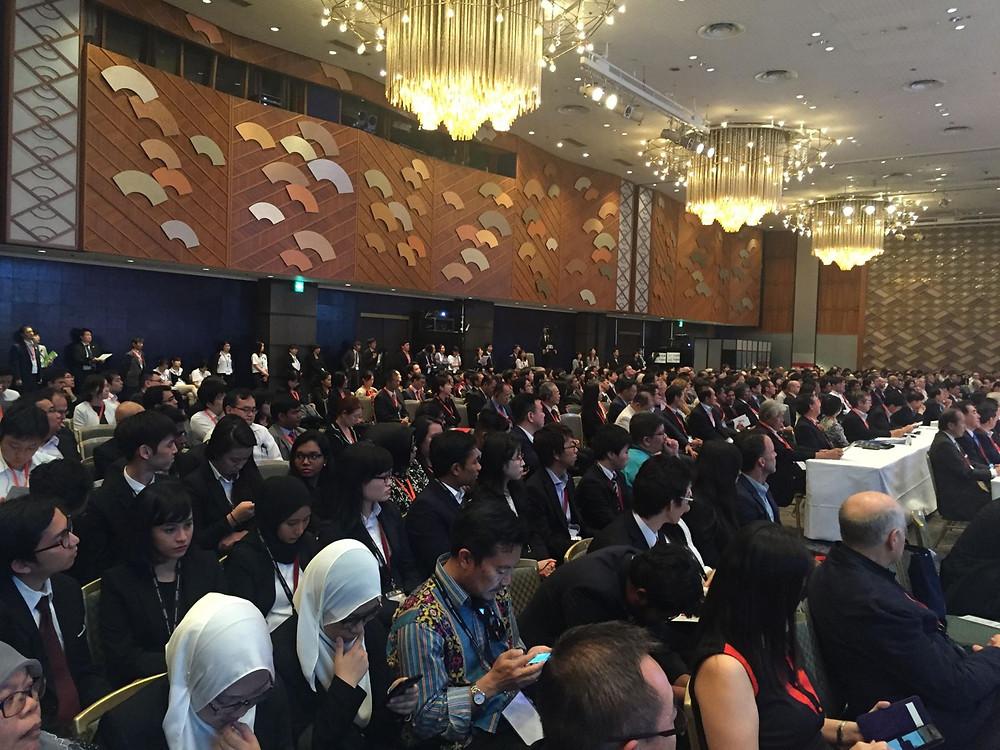 Các đại biểu tham dự Hội nghị Lawasia lần thứ 30