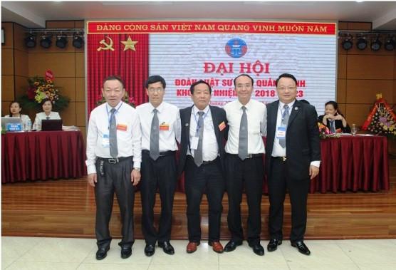 Ban Chủ nhiệm Đoàn Luật sư tỉnh Quảng Ninh nhiệm kỳ 2018-2023