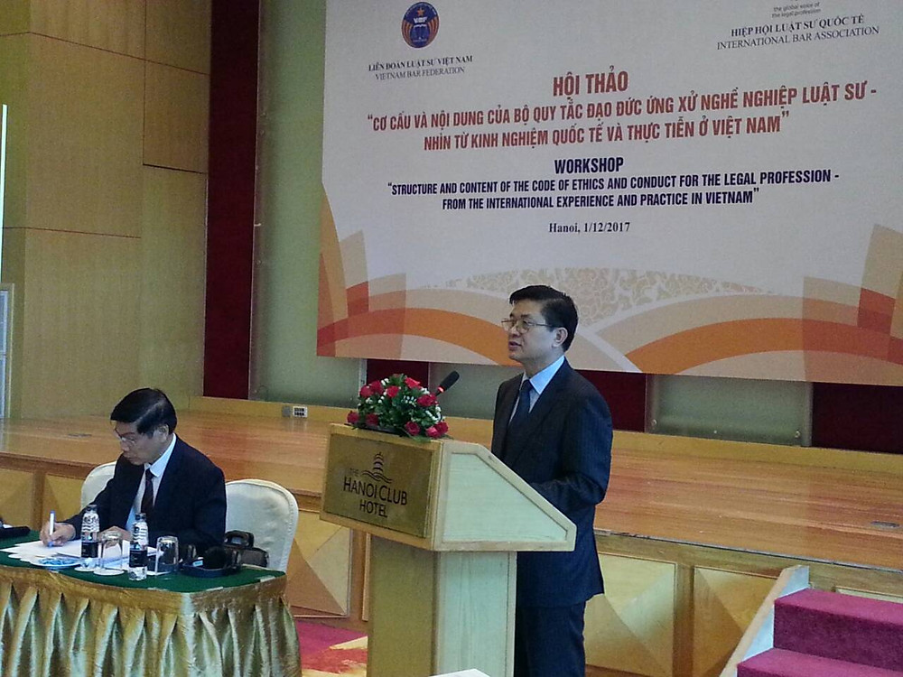 Chủ tịch LĐLSVN Đỗ Ngọc Thịnh phát biểu khai mạc Hội thảo