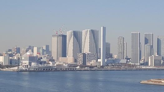 Một góc Tokyo (Ảnh: Hoài Phan)