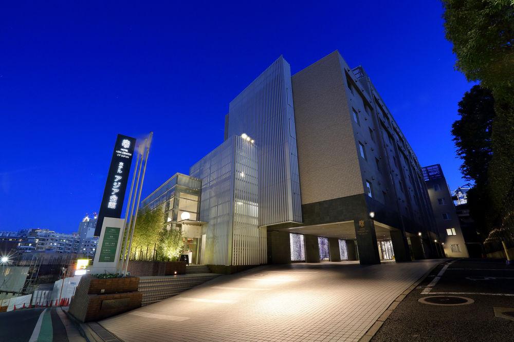 Khách sạn Asia Center of Japan - nơi Đoàn công tác VBF lưu trú