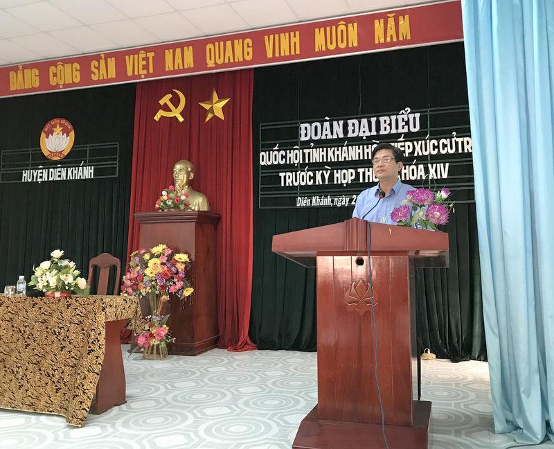 ĐBQH - Chủ tịch LĐLSVN Đỗ Ngọc Thịnh