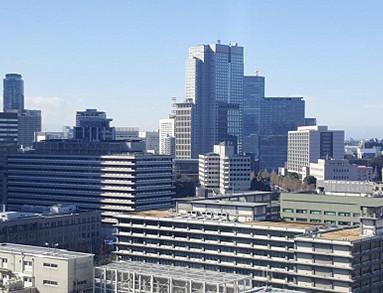 Một góc Tokyo