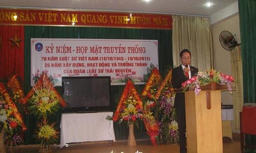 Luật sư Nguyễn Văn Chiến - Phó Chủ tịch LĐLSVN