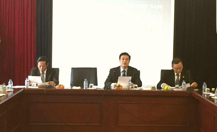 Thường trực LĐLSVN chủ trì phiên họp Ban Thường vụ lần thứ 20, Nhiệm kỳ II