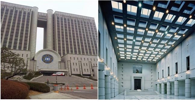Trụ sở Tòa án Tối cao Hàn Quốc