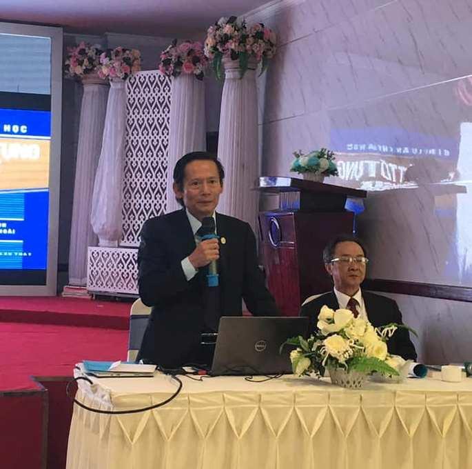 Luật sư Phan Trung Hoài - Phó Chủ tịch Liên đoàn Luật sư VN