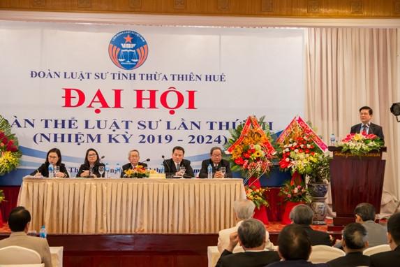 Luật sư Tiến sĩ Đỗ Ngọc Thịnh – Chủ tịch Liên đoàn luật sư Việt Nam