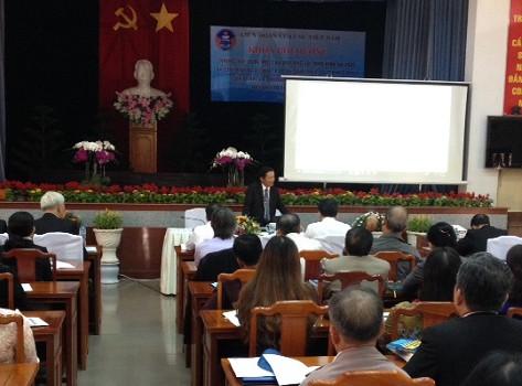 Khóa bồi dưỡng nghiệp vụ luật sư tại tỉnh Lâm Đồng