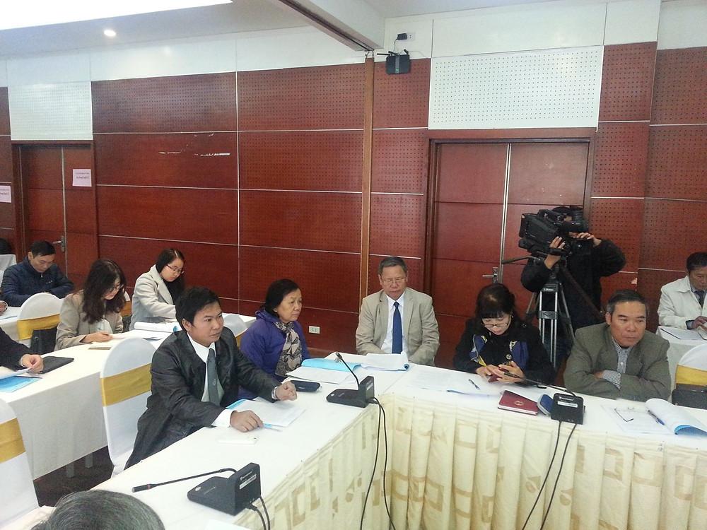 Các đại biểu tham dự Lễ ra mắt STLS