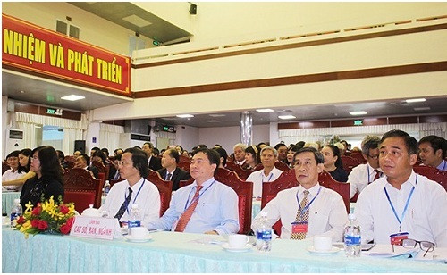 Lãnh đạo tỉnh và các sở, ban, ngành, đơn vị của tỉnh Đồng Nai tham dự Đại hội