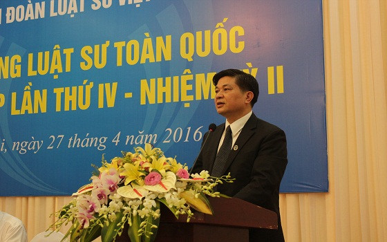 Chủ tịch LĐLS Đỗ Ngọc Thịnh