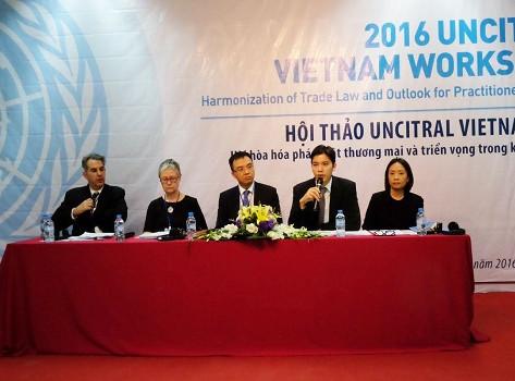 Bước đi tiên phong trong quá trình hài hòa hóa pháp luật thương mại trong khu vực Asean