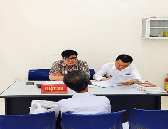 Luật sư Đỗ Ngọc Thịnh tư vấn miễn phí cho người dân