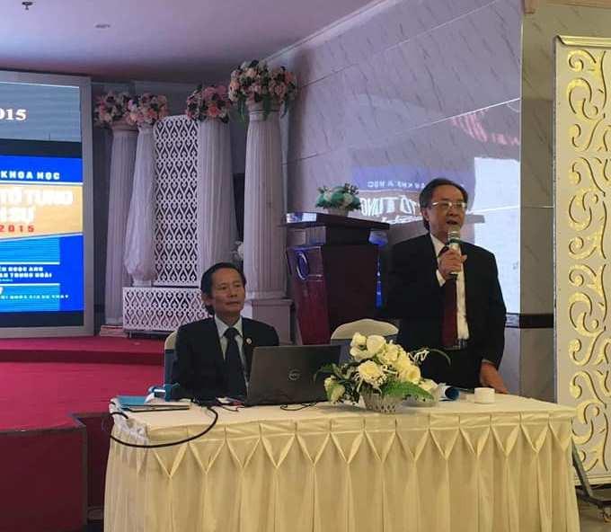 Luật sư Nguyễn Minh Tâm - Ủy viên Ban Thường vụ, Phó Tổng Thư ký Liên đoàn Luật sư VN