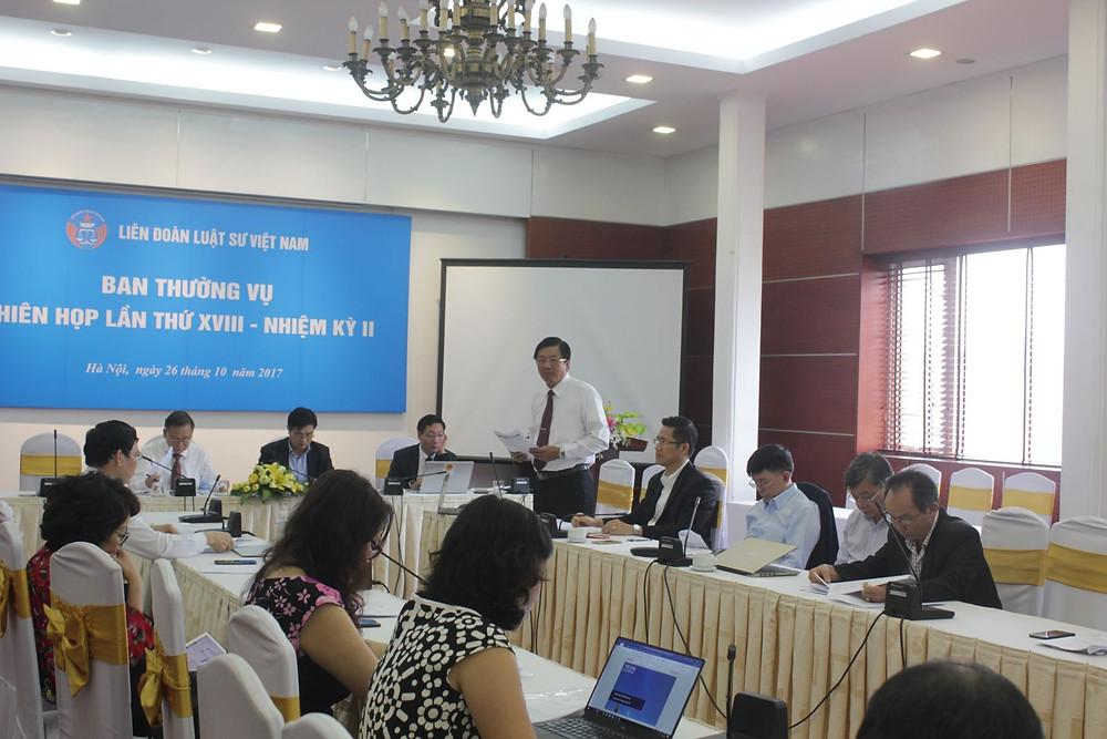LS. Nguyễn Thế Phong, Ủy viên Ban Thường vụ,