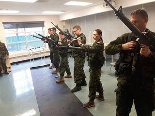 Instruction sur les armes