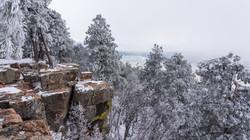 Snowy Rim Country