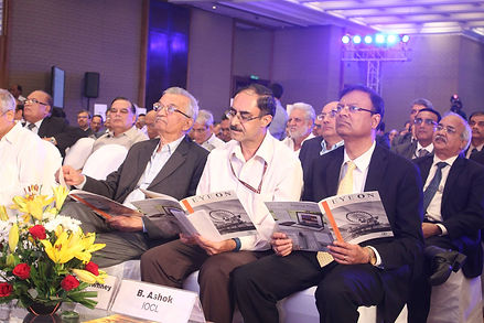Eye On booklet at Petrofed event