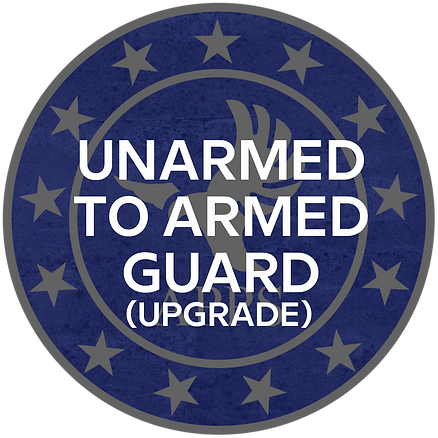 Upgrade from Unarmed Guard to Armed Guard Course