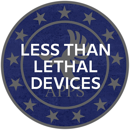 Less Than Lethal Devices Course