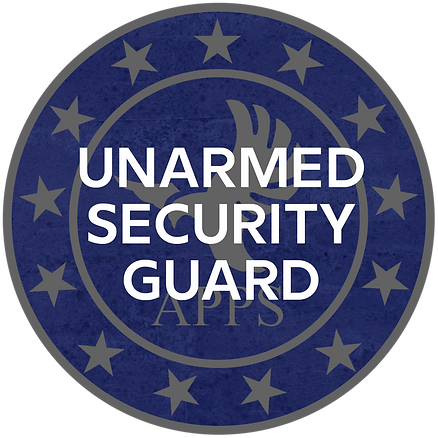 Unarmed Security Guard License Course
