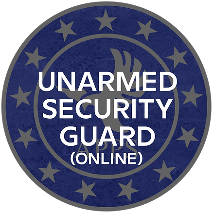 ONLINE Unarmed Security Guard Course